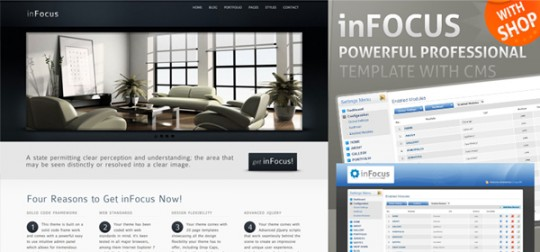 inFocus-Powerful-Professional-Template