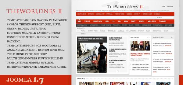 The-World-News-II-jommla-theme