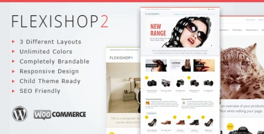 WP Flexishop 2 购物商城 wordpress中文主题Flexishop-2-A-Flexible-WooCommerce-Theme