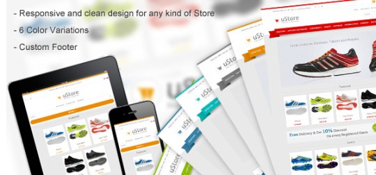 uStore Opencart 1.5.2.1主题ustore.updated.for_.opencart.1.5.2.1-540x252